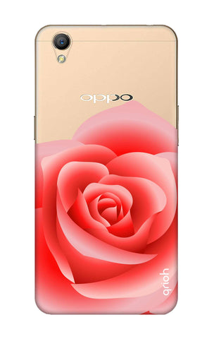 Peach Rose Oppo A37 Cases & Covers Online