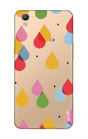 Colourful Drops Oppo A37 Cases & Covers Online