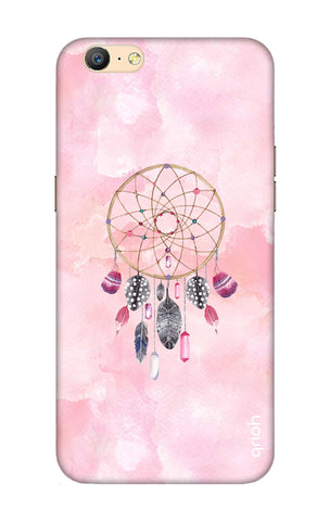 Pink Dreamcatcher Oppo A57 Cases & Covers Online