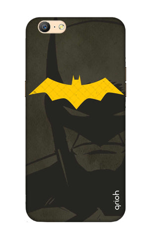 Batman Mystery Oppo A57 Cases & Covers Online