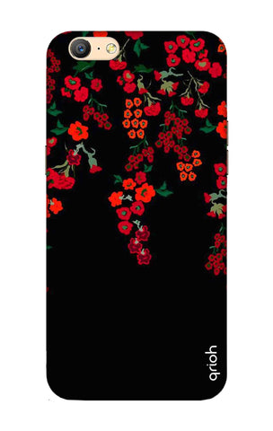 Floral Deco Oppo A57 Cases & Covers Online