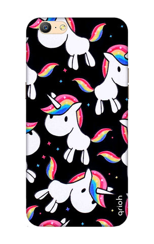 Colourful Unicorn Oppo A57 Cases & Covers Online