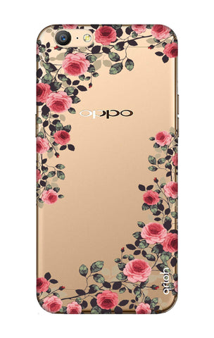 Floral French Oppo A57 Cases & Covers Online