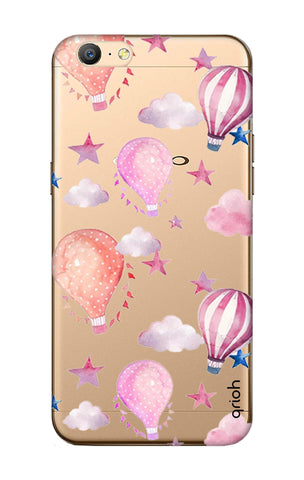 Flying Balloons Oppo A57 Cases & Covers Online