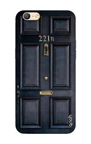 Baker Street Door Oppo A71 Cases & Covers Online