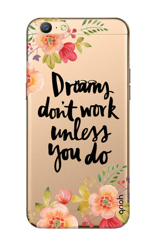 Make Your Dreams Work Oppo A71 Cases & Covers Online