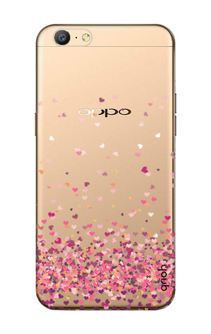 best website 22b3f efa6a Cluster Of Hearts Case for Oppo A71