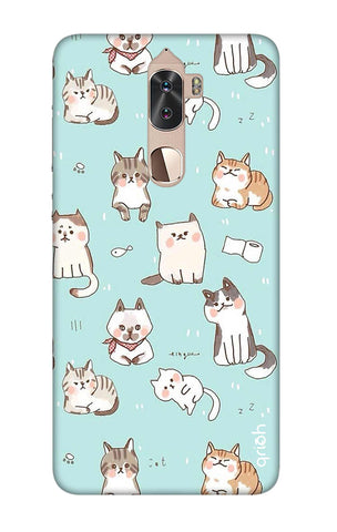 Cat Kingdom Coolpad Cool 1 Cases & Covers Online