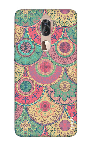 Colorful Mandala Coolpad Cool 1 Cases & Covers Online