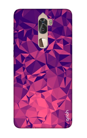 Purple Diamond Coolpad Cool 1 Cases & Covers Online