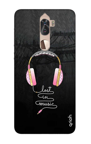 Lost In Music Coolpad Cool 1 Cases & Covers Online