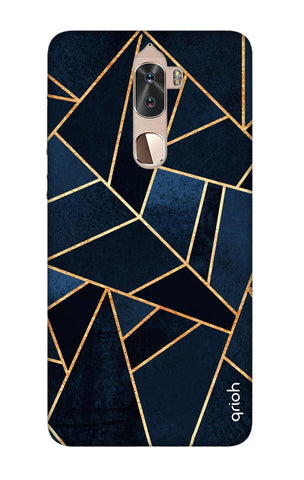 Abstract Navy Coolpad Cool 1 Cases & Covers Online