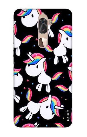 Colourful Unicorn Coolpad Cool 1 Cases & Covers Online