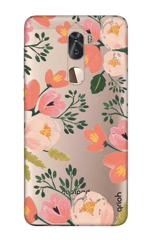 Painted Flora Coolpad Cool 1 Cases & Covers Online