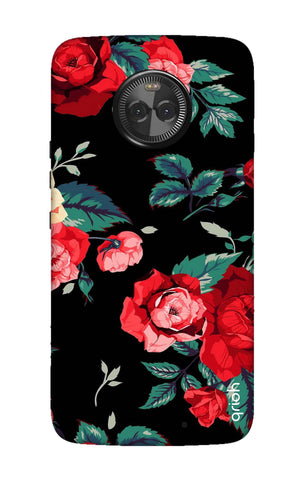 Wild Flowers Motorola Moto X4 Cases & Covers Online