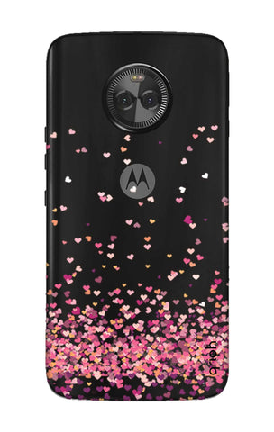 Cluster Of Hearts Motorola Moto X4 Cases & Covers Online