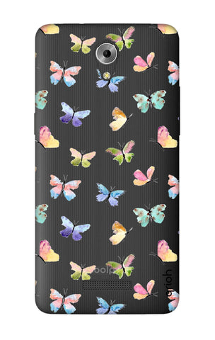 Painted Butterflies Coolpad Mega 3 Cases & Covers Online