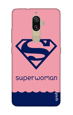 Be a Superwoman Lenovo K8 Plus Cases & Covers Online