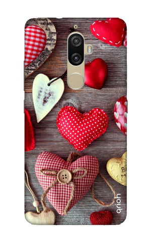 Be Mine Lenovo K8 Plus Cases & Covers Online