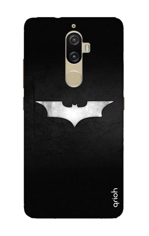 Grunge Dark Knight Lenovo K8 Plus Cases & Covers Online