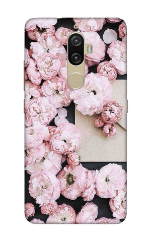 Roses All Over Lenovo K8 Plus Cases & Covers Online