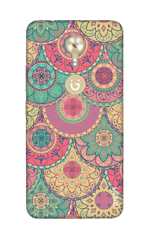 Colorful Mandala Gionee A1 Cases & Covers Online
