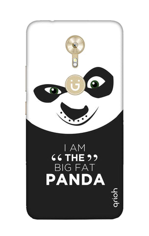 Big Fat Panda Gionee A1 Cases & Covers Online