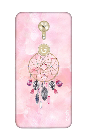 Pink Dreamcatcher Gionee A1 Cases & Covers Online