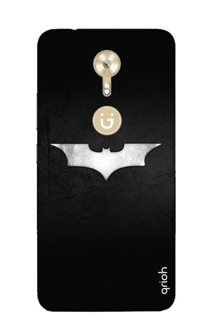 Grunge Dark Knight Gionee A1 Cases & Covers Online