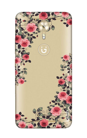 Floral French Gionee A1 Cases & Covers Online
