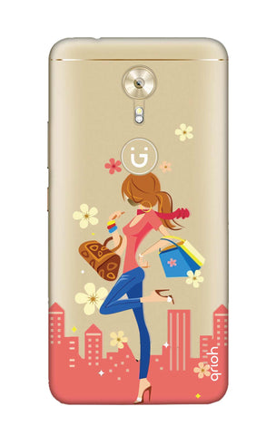 Shopping Girl Gionee A1 Cases & Covers Online