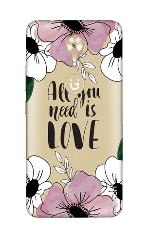 All You Need is Love Gionee A1 Cases & Covers Online