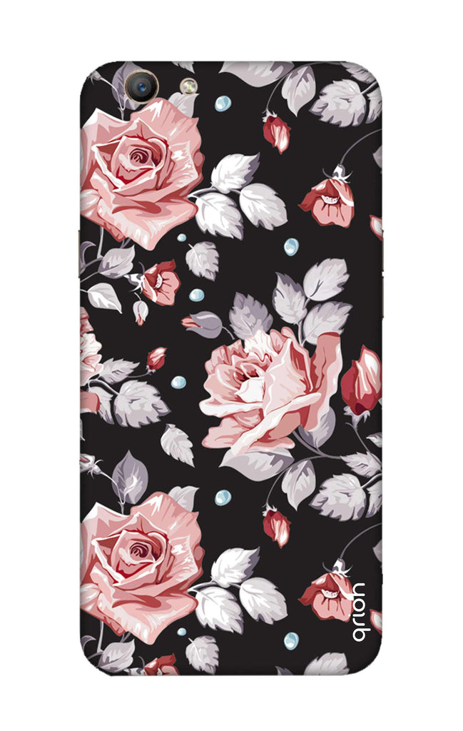 outlet store 994f5 1ba67 Shabby Chic Floral Case for Oppo F1S