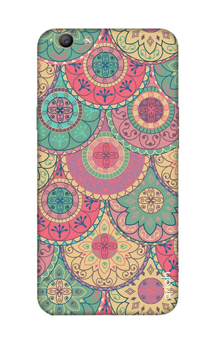 Colorful Mandala Oppo F1S Cases & Covers Online