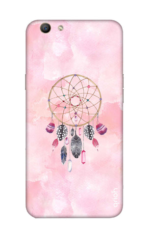 Pink Dreamcatcher Oppo F1S Cases & Covers Online