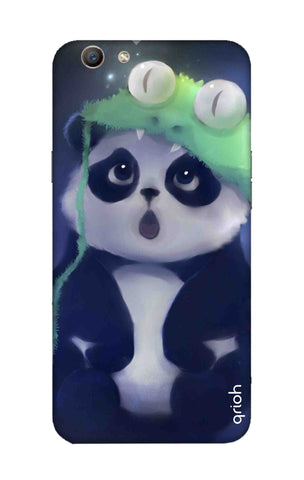 Baby Panda Oppo F1S Cases & Covers Online