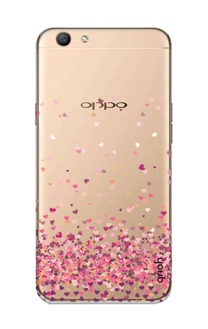 Cluster Of Hearts Oppo F1S Cases & Covers Online