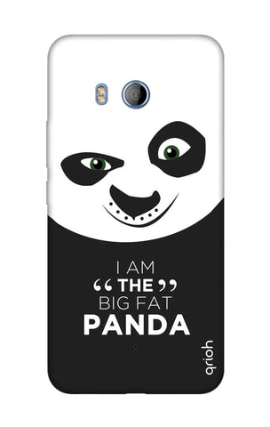 Big Fat Panda HTC U11 Cases & Covers Online