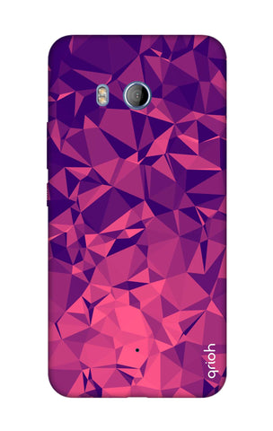 Purple Diamond HTC U11 Cases & Covers Online