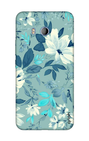 White Lillies HTC U11 Cases & Covers Online