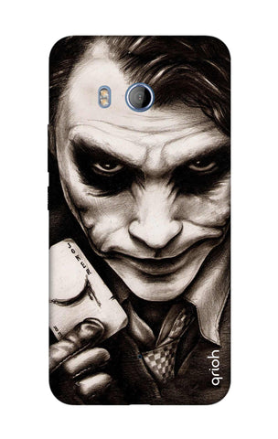 Why So Serious HTC U11 Cases & Covers Online