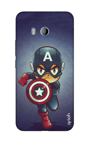 Toy Capt America HTC U11 Cases & Covers Online
