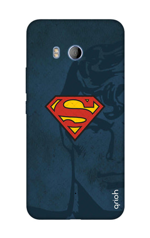 Wild Blue Superman HTC U11 Cases & Covers Online