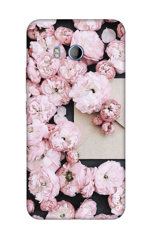 Roses All Over HTC U11 Cases & Covers Online