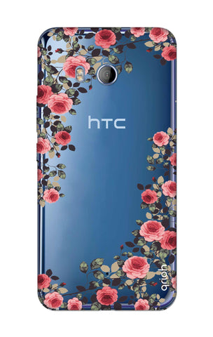 Floral French HTC U11 Cases & Covers Online