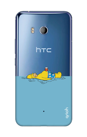 Simpson Chill HTC U11 Cases & Covers Online