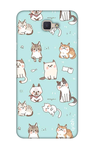Cat Kingdom Samsung ON NXT Cases & Covers Online