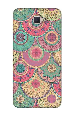 Colorful Mandala Samsung ON NXT Cases & Covers Online