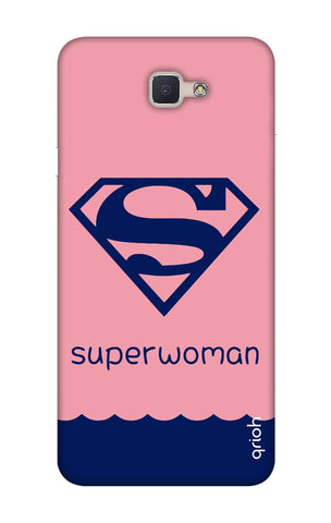 Be a Superwoman Samsung ON NXT Cases & Covers Online