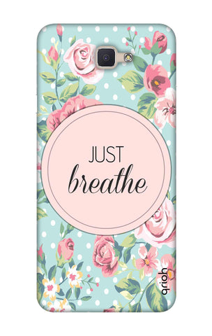 Vintage Just Breathe Samsung ON NXT Cases & Covers Online
